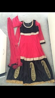 Anarkali Salwar Kameez Sari Medium Wedding