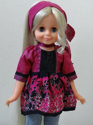 Brand New OOAK OutFit for Chrissy Crissy VELVET Dolls -  Casual Cool