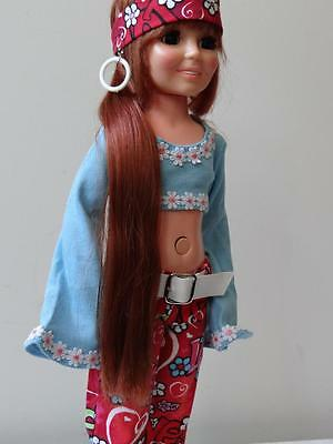 Brand New OOAK OutFit for HARMONY Doll - This is too big for Crissy