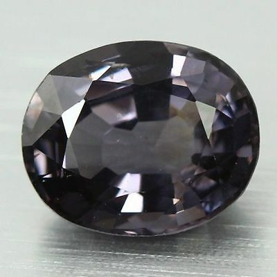 1.07 ct RARE FINE LIMITED EDTION MAYANMMAR PURPLE COLOR SPINEL FLAWLESS UNHEATED