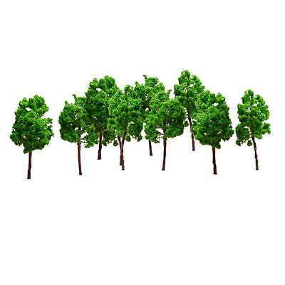 10X Model Trees Train Railway Architecture Forest Scenery Layout O OO Scale