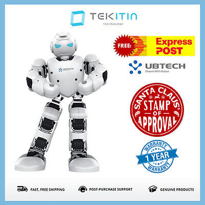 GENUINE UBTECH Alpha1 Pro Humanoid Robot Programmable Educational Entertaining