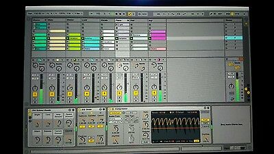 Ableton Live 9 Lite Windows or Mac Activation Code