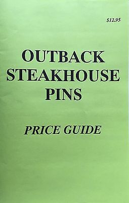 Outback Steakhouse Pins - Price Guide