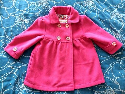 Marks And Spencer Autograph Girls Coat 2-3