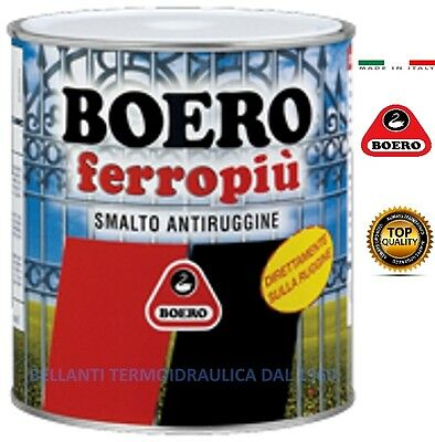Ferropiu' Smalto Antiruggine Boero Ml 750