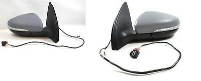 Vw Golf Mk 2009-2013  Electric Wing Mirror 1 X Pair Right Left O/S N/S