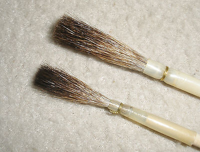 Artist New Quill Brushes/sign Painting Made In France #4 & #8