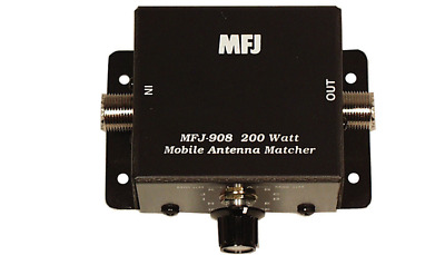 MFJ-908 Mobile Antenna L-Matcher