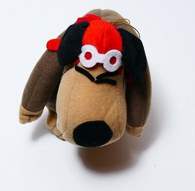 Wacky Races Vintage Muttley Red Flying Hat Plush Prize Toy 1991 from Japan