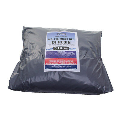 Mixed Bed Di Resin For Water Fed Pole Window Cleaning 5 Litre Bag