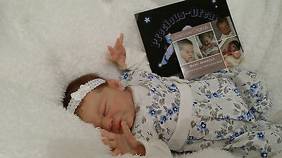 Reborn Baby Girl Miracle by Precious Dreams Ruth Annette