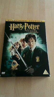 Harry potter and the chamber of secrets new widescreen edition