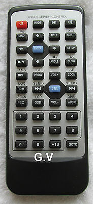 Ford Focus Dvd Media Remote Control 2008 Free Post Genuine