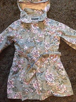 marks and spencer girls beautiful coat Age 3-4