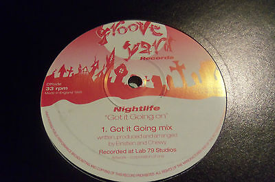 Groove Yard Records X 5 - Old Skool Garage Collection - ( Mint ) - Listen