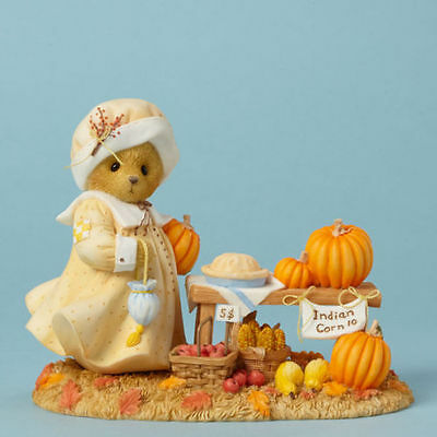 "Cherished Teddies - "" JANE - DISCOVER AUTUMN'S TREASURES "" (BNIB)  #4040455"
