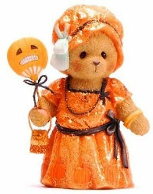"Cherished Teddies - "" FANNY - LOOKING FRIGHTFULLY FABULOUS  "" (BNIB)  #4034585"