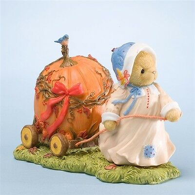 "ENESCO - Cherished Teddies - "" MILDRED - THANKFUL FOR A LIFE "" (BNIB)  #4023639"