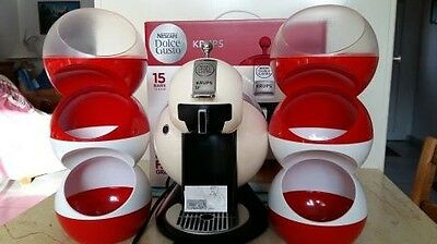 Machine A Cafe Dolce Gusto Krups + Porte Capsules