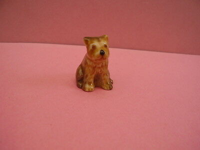 Wade  - 1979 - 1982 - Yorkshire Terrier - Puppy Seated - Dogs & Puppies Set