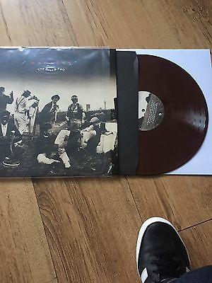 Madness The Rise And Fall In Brown Vinyl