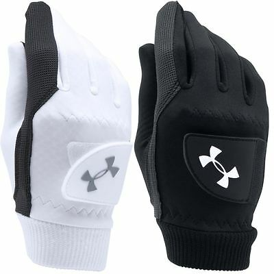 Under Armour 2016 Ladies ColdGear All Wheather Womens Golf Gloves - PAIR