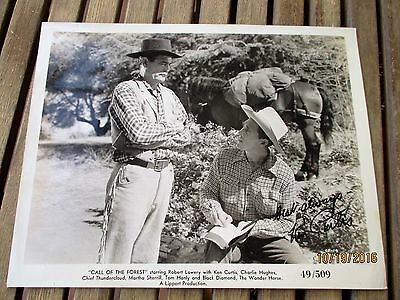 Ken Curtis Signed Photo Very Rare