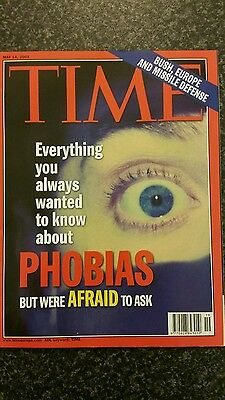 Time Magazine Vol 157 No 19 from May 14th 2001