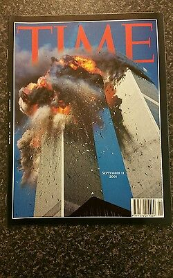 Time Magazine Vol 158 No 11 from 11th September 2001