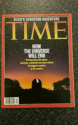 Time Magazine Vol 157 No 25 from 25th June 2001