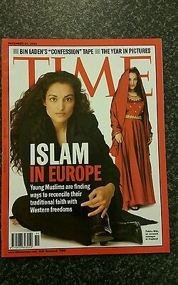 Time Magazine Vol 158 No 26 from 24th December 2001