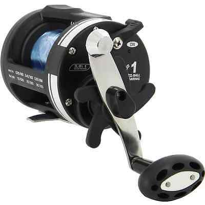 Ngt Multiplier Reel Ls3000 5000 With Line Beach Boar Pier Sea Fishing Casting