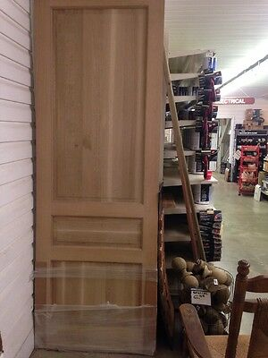 "102"" x 36"" Vintage Exterior Wood Entry Door Weekend  Sale !"