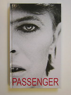 David Bowie Passenger Picture Book By Philippe Auliac Rare And Out Of Print!!!