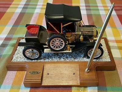 Ford Model T Employee Service Award Radio