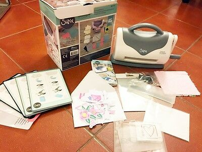 SIZZIX Texture BOUTIQUE per EMBOSSING