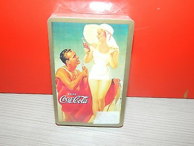 Deck Of Coca Cola Playing Card!  New! Sealed!