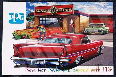 2009 PPG Industries Limited Edition Poster by Darrell D Mayabb