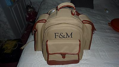 Used Fortnam & Mason Picnic Back Pack