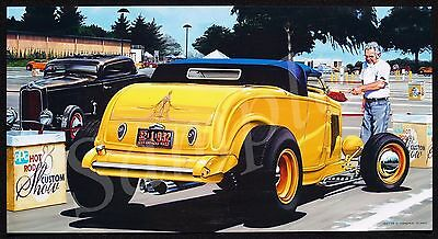 2007 PPG Hot Rod Poster