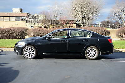 2006 Lexus GS AWD AWD Leather Loaded Sunroof Runs Great Mechanics Special No Reserve Inspected