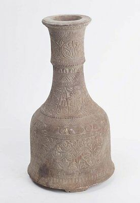 Antique Persian Islamic Stone hookah base probably 17th/18th century.