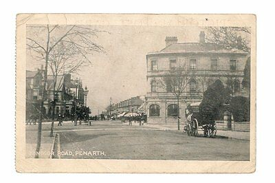 postcard -Wales-Vale of Glamorgan-Penarth-Windsor Road