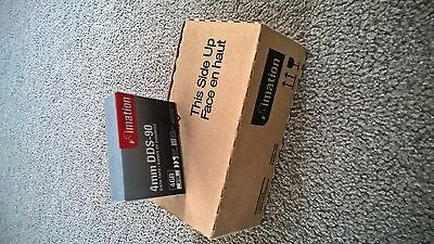 Imation DDS-90 4Gb 4mm Data Tapes 90M - BRAND NEW
