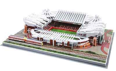 Man Utd 'Old Trafford' Stadium 3D Puzzle One Size