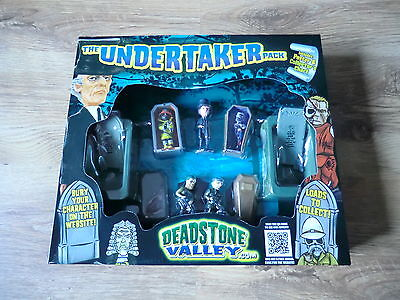 Deadstone Valley Super Boxset The Undertaker Very Collectable