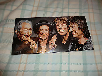Rolling Stones Limited Picture 2009 Brand New Sent Safe