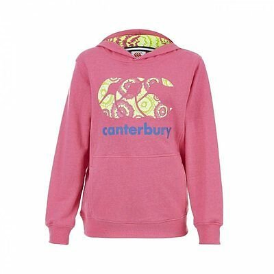 Girls Princess  Seam CCC Logo Hoody SS16 - Magenta