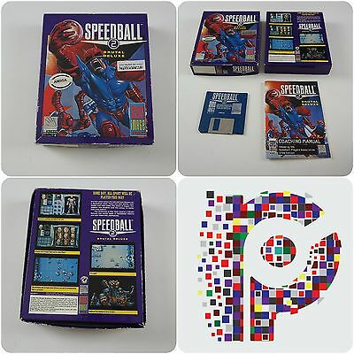 Speedball 2 Brutal Deluxe A Bitmap Brothers Game for the Amiga tested & working